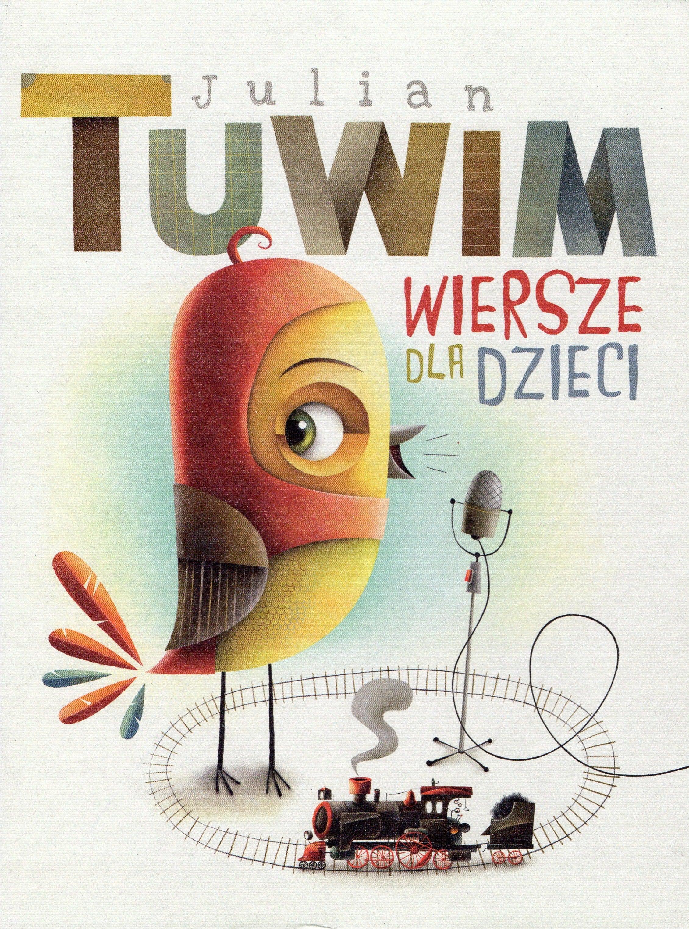 Wiersze Dla Dzieci 252739 Julian Tuwim Książka