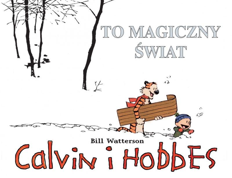 Okładka książki - To magiczny świat, tom 9