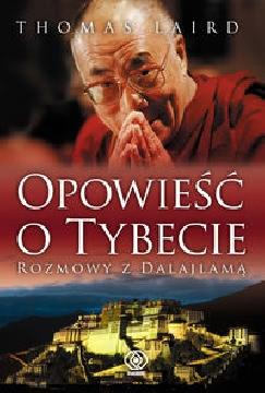 Ok�adka - Opowie�� o Tybecie