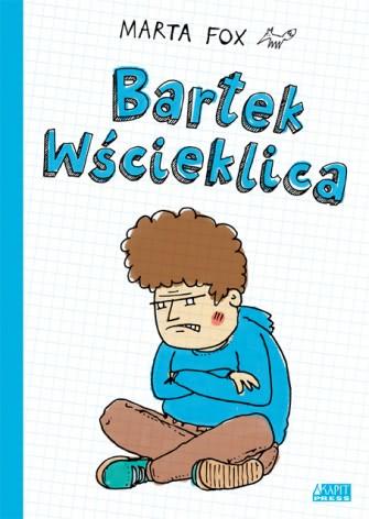 Okładka - Bartek Wścieklica
