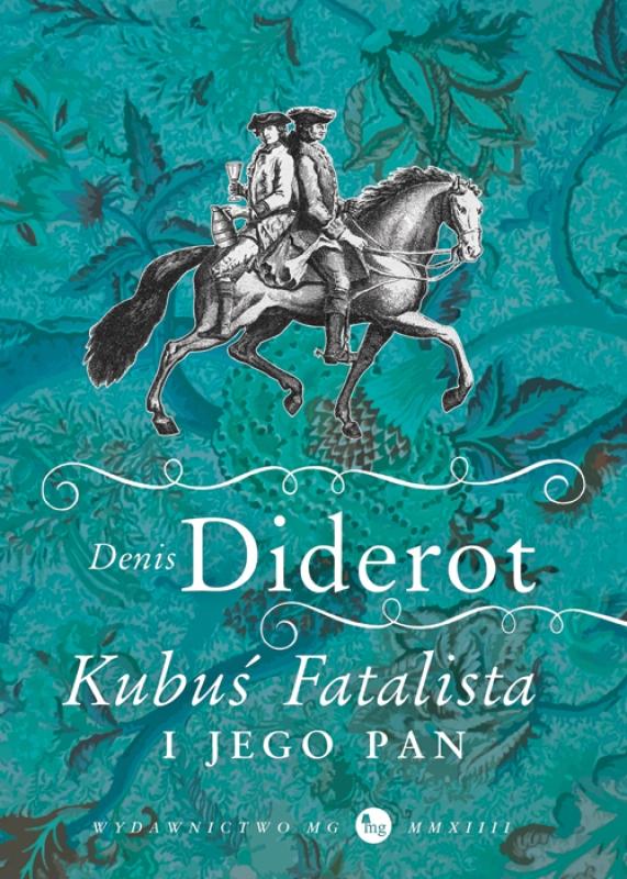 Okładka książki - Kubuś Fatalista i jego pan