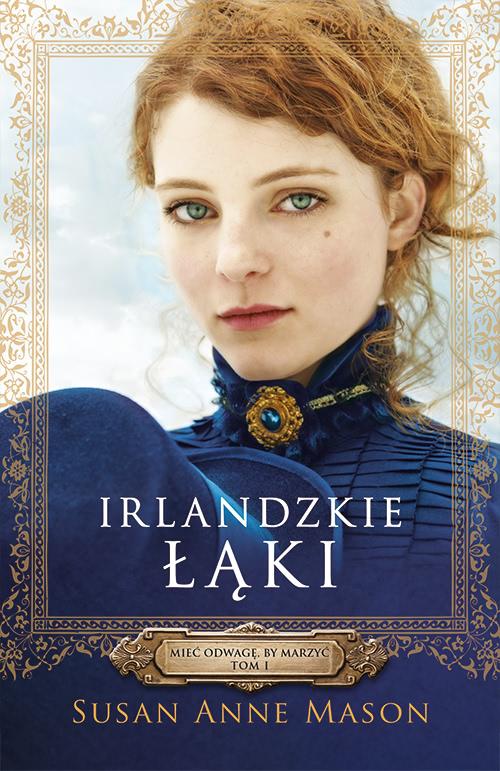 Okładka książki - Irlandzkie Łąki