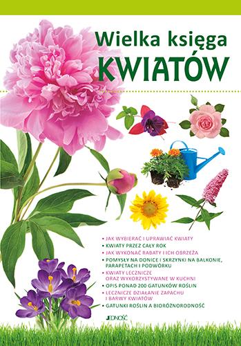 Wielka Księga Kwiatów 6061436 Praca Zbiorowa Książka