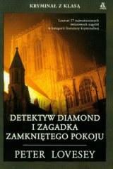 Ok�adka - Detektyw Diamond i zagadka zamkni�tego pokoju