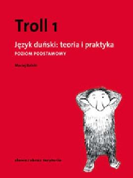 Ok�adka - Troll 1. J�zyk du�ski - poziom podstawowy