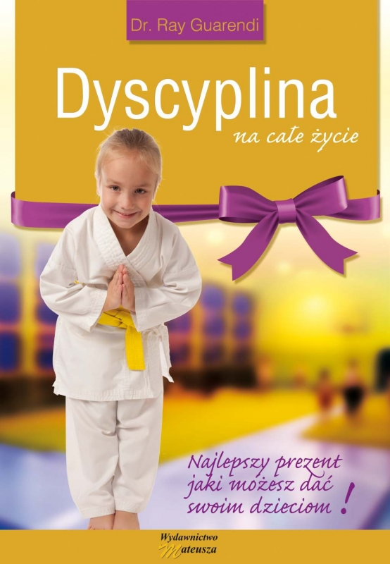 Okładka książki - Dyscyplina na całe życie