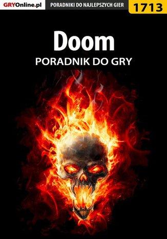 Ok�adka - Doom - poradnik do gry