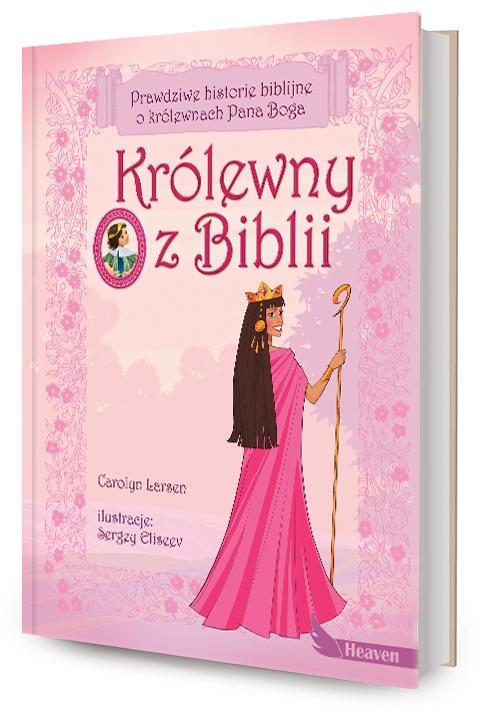 Okładka książki - Królewny z Biblii