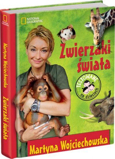 Okładka książki - Zwierzaki świata