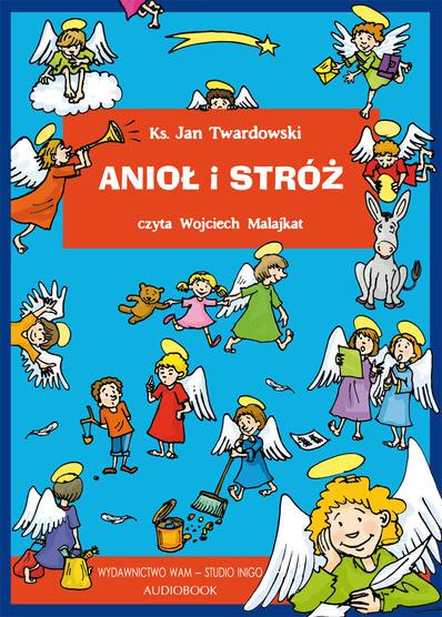 Anioł Stróż 251284 Ks Jan Twardowski Książka