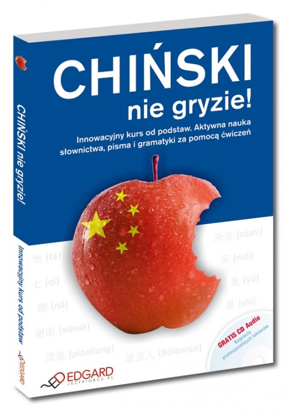 Okładka książki - Chiński nie gryzie!