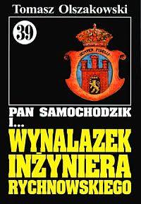 Okładka książki - Pan Samochodzik i... wynalazek inżyniera Rychnowskiego t.39