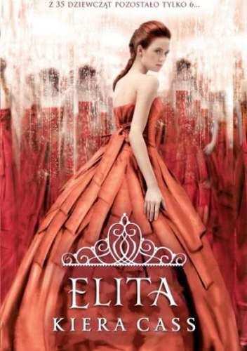 Okładka książki - Elita