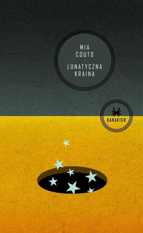 Okładka książki - Lunatyczna kraina
