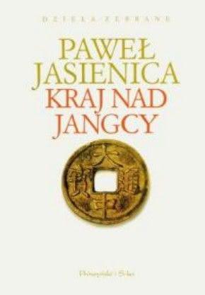 Okładka książki - Kraj nad Jangcy