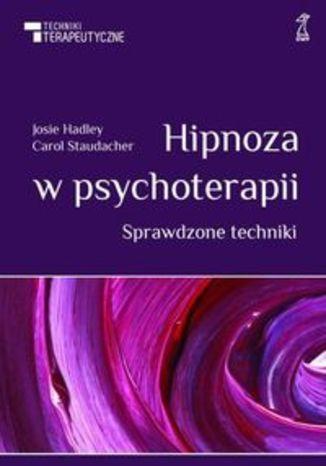 Okładka - Hipnoza w psychoterapii