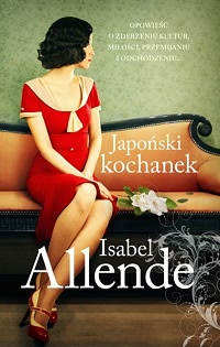 Okładka książki - Japoński kochanek