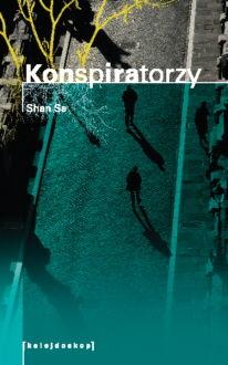 Okładka książki - Konspiratorzy