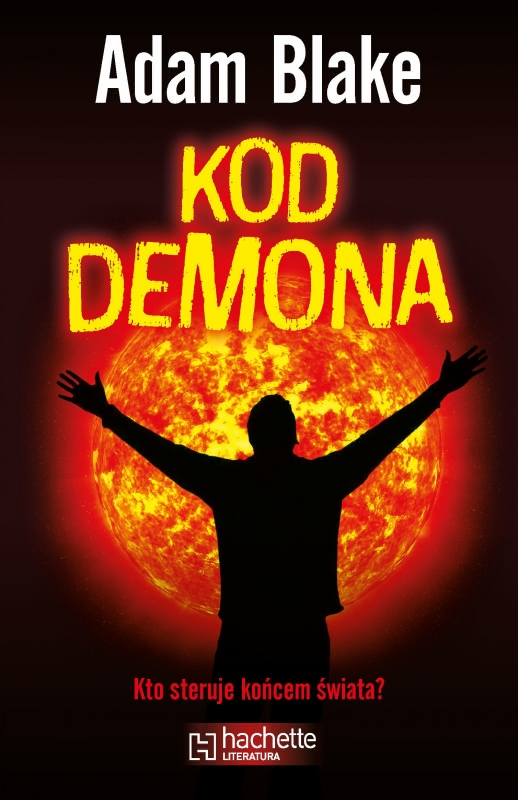 Okładka książki - Kod Demona