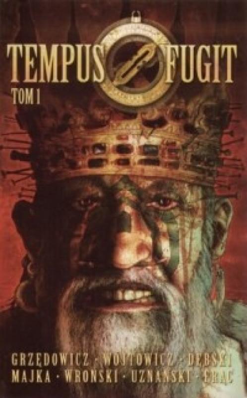 Okładka książki - Tempus Fugit. Tom 1