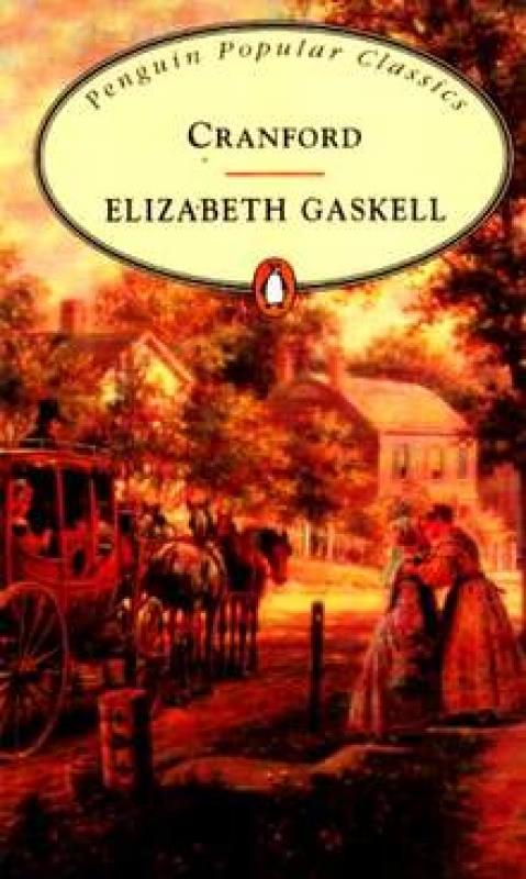 Okładka książki - Cranford
