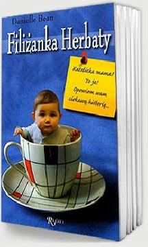 Ok�adka - Fili�anka herbaty