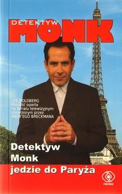 Ok�adka - Detektyw Monk jedzie do Pary�a