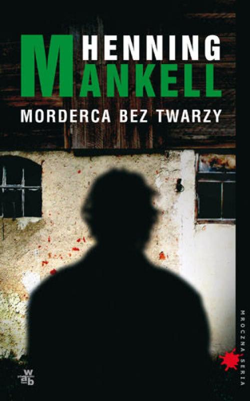 Okładka książki - Morderca bez twarzy