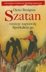 Ok�adka - Szatan istnieje naprawd� Spotka�em go