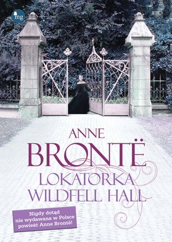 Okładka książki - Lokatorka Wildfell Hall