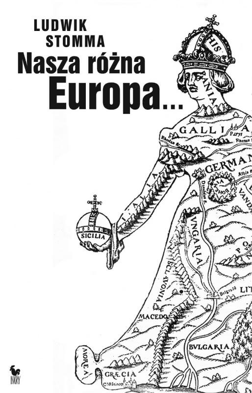 Okładka książki - Nasza różna Europa