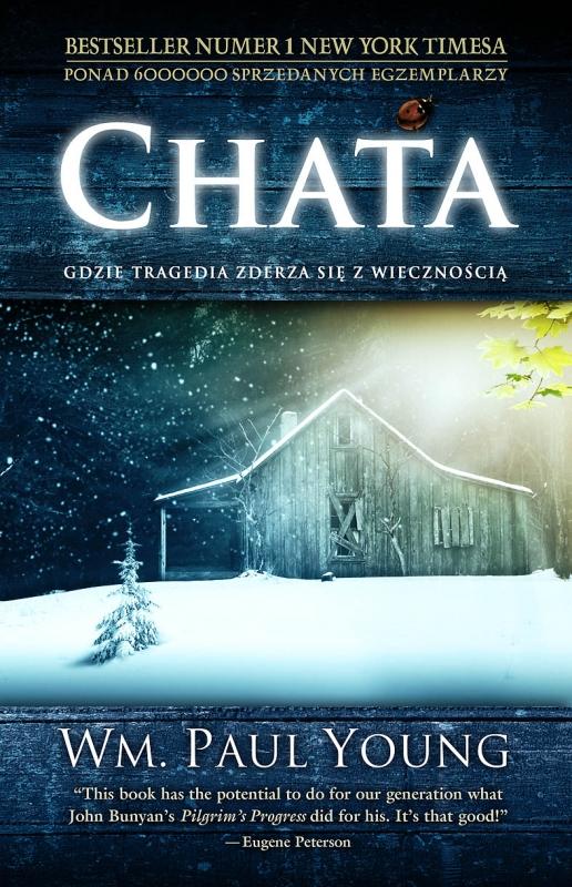 Okładka książki - Chata