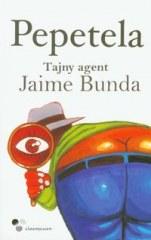 Okładka książki - Tajny agent Jaime Bunda
