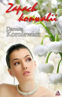 Okładka książki - Zapach konwalii