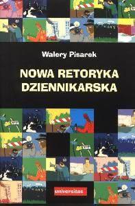 Okładka książki - Nowa retoryka dziennikarska
