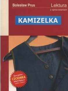 Okładka książki - Kamizelka. Lektura z opracowaniem