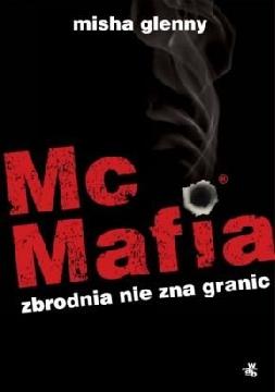 Okładka książki - McMafia. Zbrodnia nie zna granic