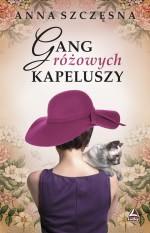 Okładka książki - Gang różowych kapeluszy
