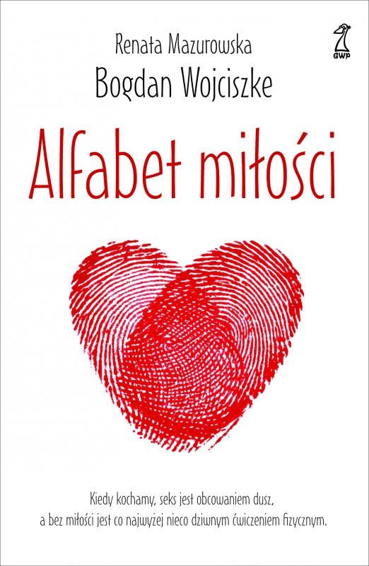 Okładka książki - Alfabet miłości