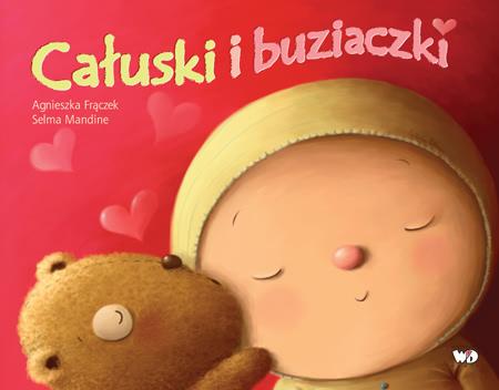 Całuski I Buziaczki 251018 Frączek Agnieszka Książka