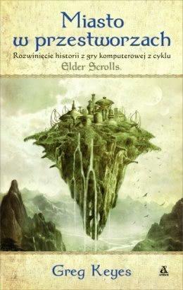 Ok�adka - Miasto w przestworzach