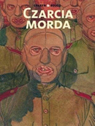 Ok�adka - Czarcia Morda