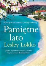 Okładka książki - Pamiętne lato