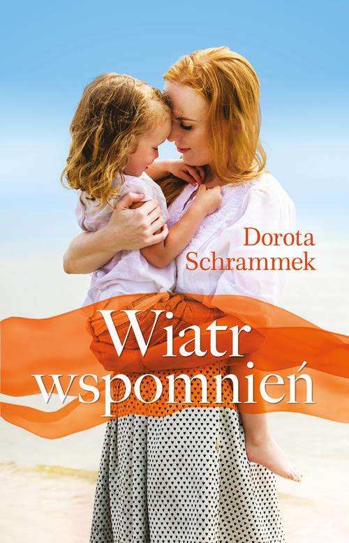 Okładka książki - Wiatr wspomnień
