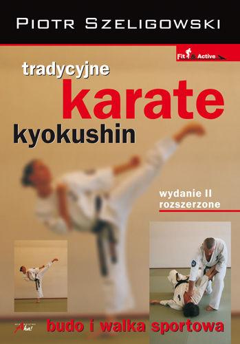 Okładka książki - Tradycyjne karate kyokushin