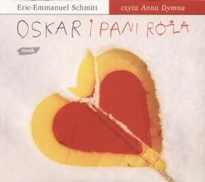 Okładka książki - Oskar i pani Róża - audiobook