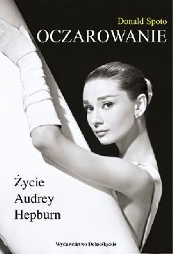 Ok�adka - Oczarowanie. �ycie Audrey Hepburn
