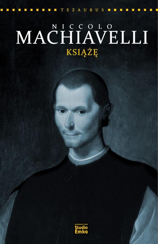 Okładka książki - Książę