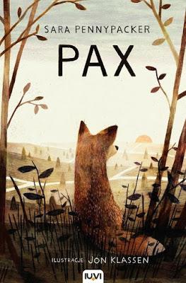 Okładka książki - Pax