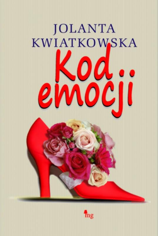 Okładka książki - Kod emocji